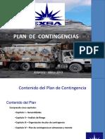 Plan de Contingencia 2013