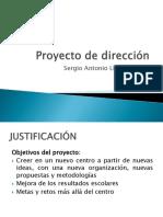 Proyecto de Dirección