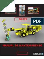 Manual Mantenimiento Bolter- Zicsa - Rev 0
