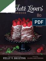 Brozyna, Kelly V - The Paleo Chocolate Lovers Cookbook_ 75 Gluten Free Treats for Breakfast & Dessert (2013, Victory Belt Publishing, 9781628600162).epub