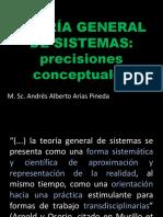 TGS Precisiones Conceptuales