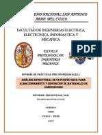 Informe de Practicas II Paveluk