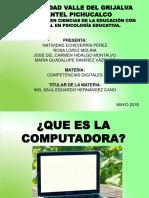 Computadora Exponer