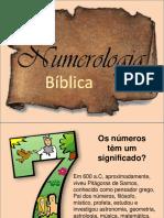 Numerologia Bíblica