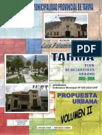 Pdu Tarma-Vol II - Propuesta