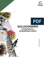 Solucionario Guía Práctica 2 Combinatoria y Probabilidad Clásica 2013