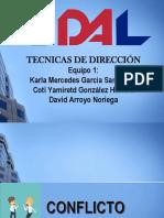 Tecnicas de Dirección Autoguardado
