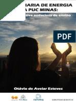 Engenharia de Energia da PUC Minas - Uma iniciativa audaciosa de ensino.