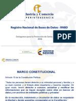 Presentacion RNBD SIC