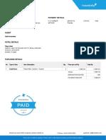 Download Format Nota Penjualan Excel