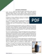 Que Es El Petroleo (Quimica)[1]