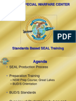 Becoming a SEAL Timetable
