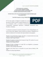 Resultado Pregrado Filología Hispánica