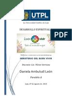Ambuludi Daniela DEII H Ministerio Del Buen Vivir