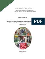 Amanda Memória Social de Mulheres de Assentamentos de Reforma