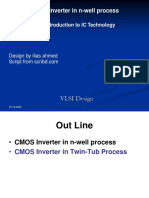 Lecture CMOS NWELL and TwinTub Process