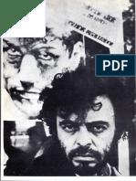 Dossier Glauber Rocha - Oubiña, Pierre y Senna
