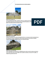 Sitios Arqueológicos de Centro America