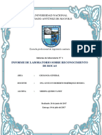 Informe de Geologia_ Campo Nº1