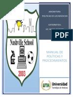 1.Proyecto manual de politicas y procedimientos.docx