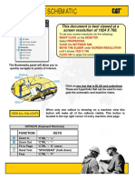 Plano Electrico buldozer  d6n caterpillar