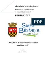PADEM 2017 + DECRETO