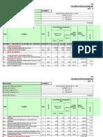 Formatos Ct- Liquidacion Oficio - Tulipanes
