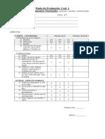 Pauta de Evaluación Trabajo Coef 2 2017 IISemestre
