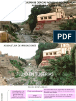 Clase 4.0 Flujo en Tuberias