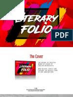 Leesianz3 Literary Folio