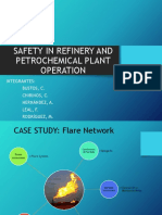 Safety in Refinery and Petrochemical Plant Operation