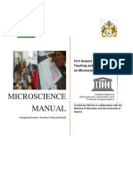 Integrated Science Teachers' Manual