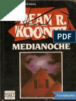 Medianoche - Dean R. Koontz