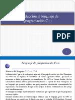 Introduccion C++