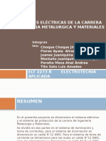 Conexiones Eléctricas de la Carrera Ingeniería Metalúrgica.pptx.pptx