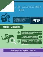 Seguridad Aplicaciones Web