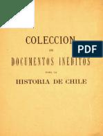 MEDINA_Coleccion de Doc. Ineditos Tomo 1