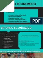 Entorno Economico Ppt Corregido