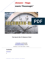 Buchmann Naga_ the Key to the 72 Names of God