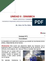 Mecánica Dinámica - Unidad 2 2017