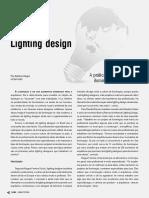 Ed_70 Es - Lighting Design
