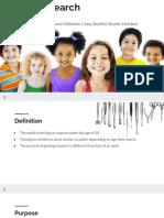child research presentation abagaile gehrke gavin wilhelmi casey bueffel skyeler heinlein