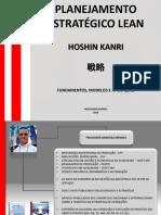 PLANEJAMENTO ESTRATÉGICO LEAN - HOSHIN KANRI - 2018
