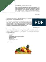 Comida Saludable Tecnológica de S