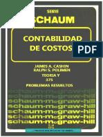 Cashin James a - Contabilidad de Costos - Schaum