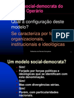 BIHR O Modelo Social-Democrata Do Movimento Operário