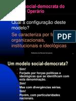 BIHR O Modelo Social-Democrata Do Movimento Operário