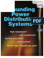 Grounding System for PDS