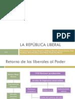 La República Liberal