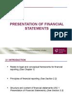 1 IAS 1 - Presentation of Financial Statements (1)